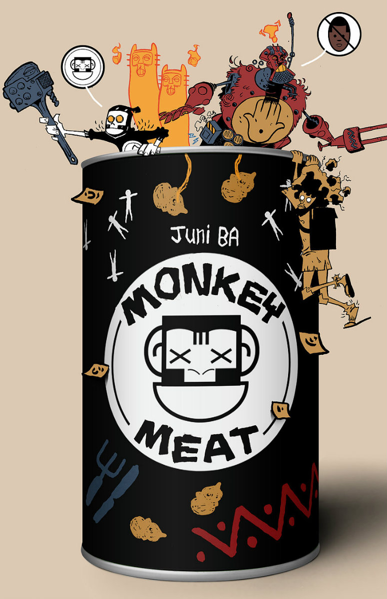 Monkey Meat : Bande Dessinée