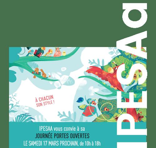 Journée Portes Ouvertes 2018 - IPESAA