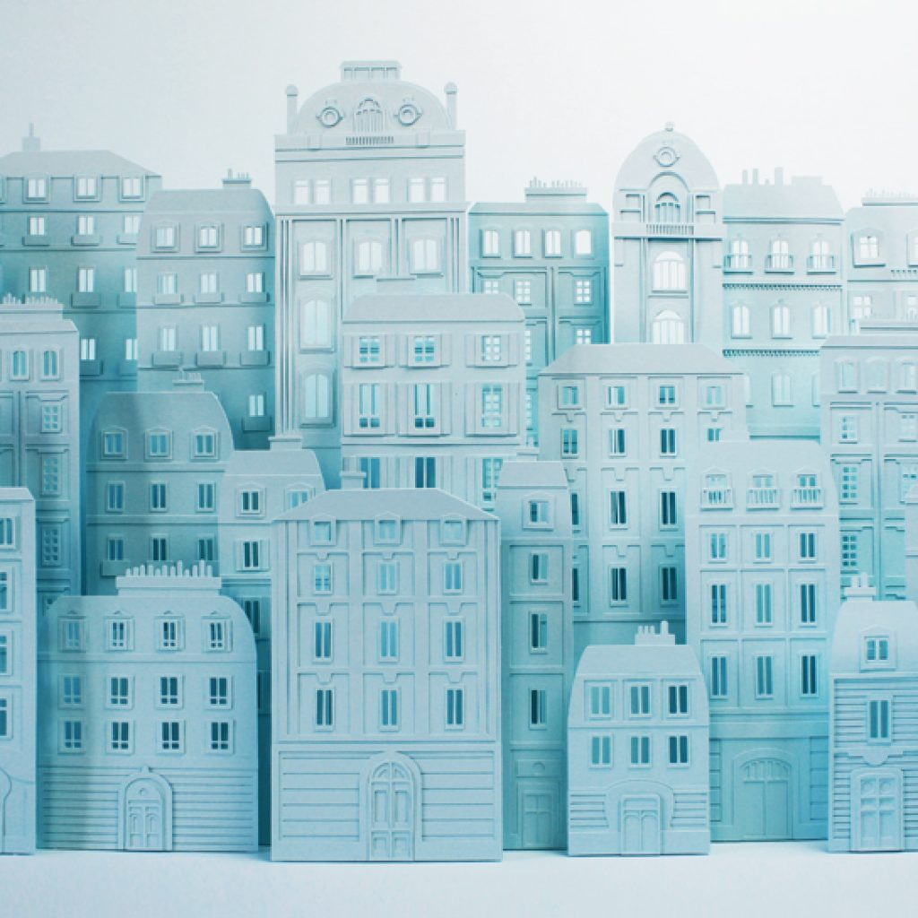 sculptures papier camille ortoli