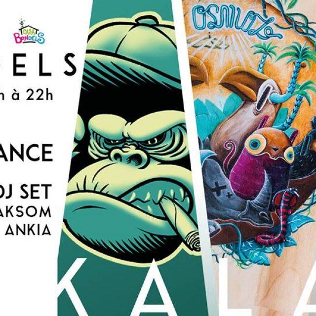 Evenement KALAM - Casa Bondels