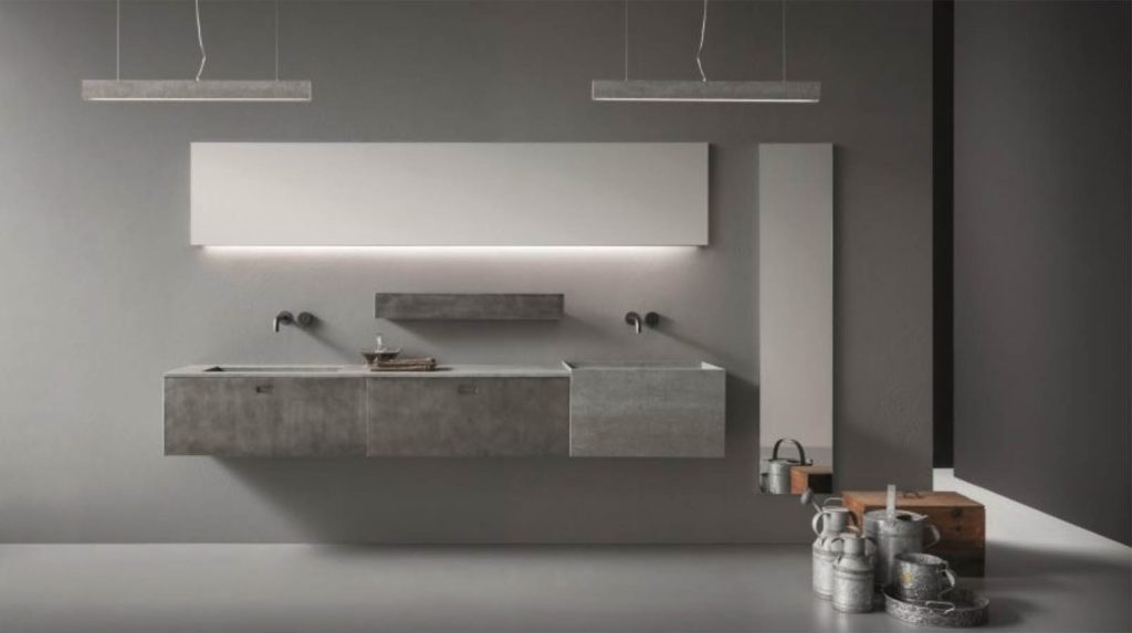 salon salle de bain milan design week 2018