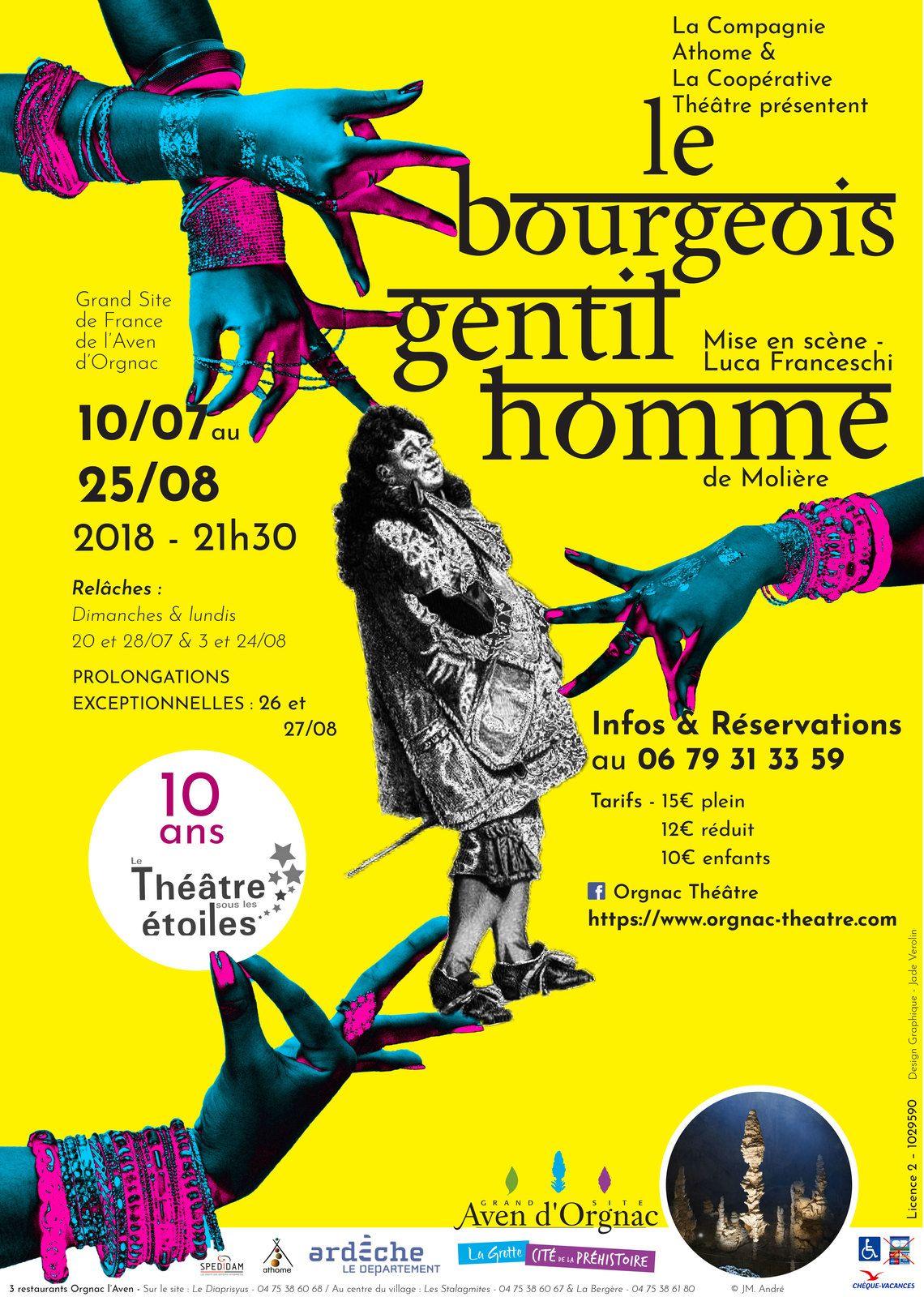 Bourgeois gentilhomme ipesaa