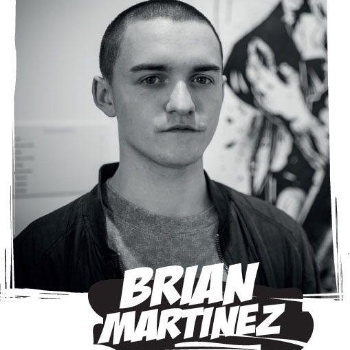 Brian Martinez Photo