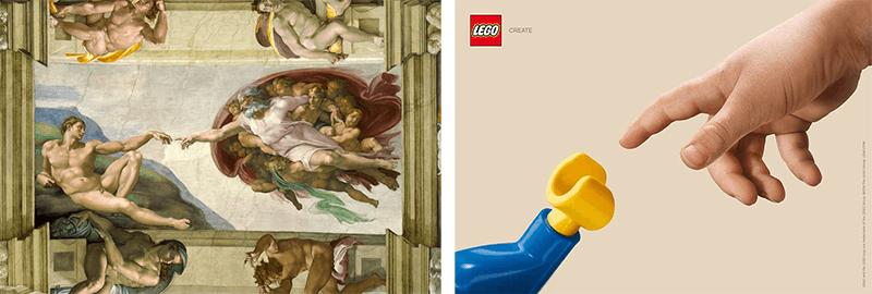 Pub Lego La Cration Dadam