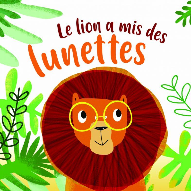 Le Lion A Mis Des Lunettes Vignette Article