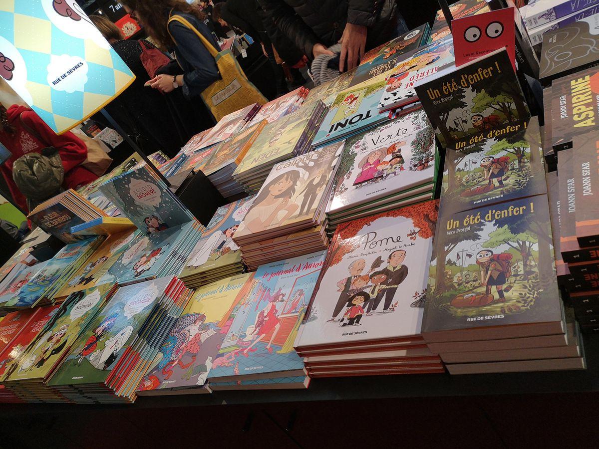 Salon du livre et de la presse jeunesse