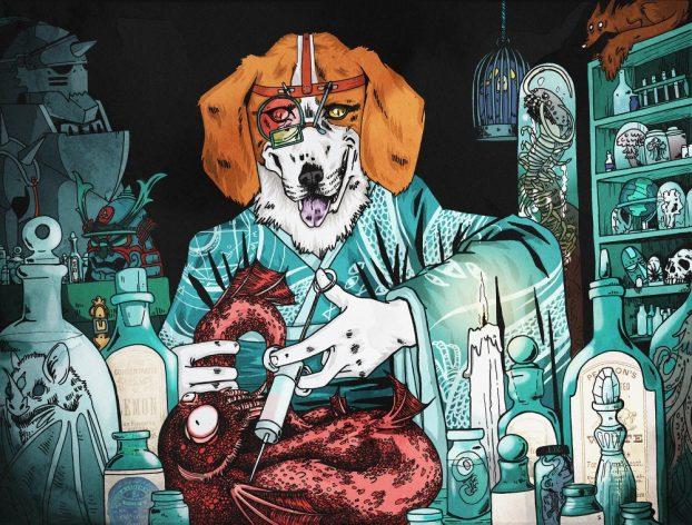 Dog Alchimist Final