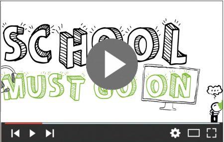 School Must Go On Teasing Vido2