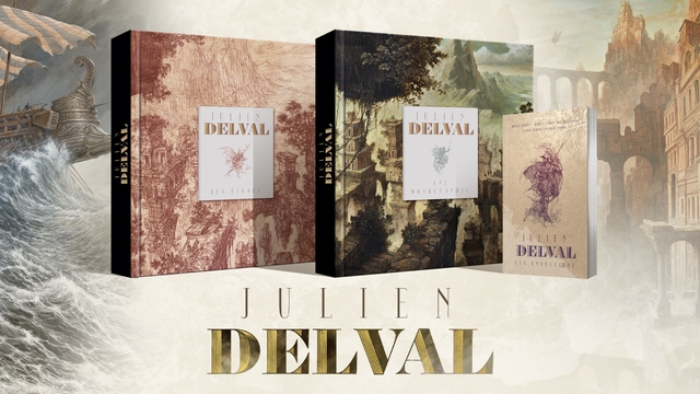 Workshop Julien Delval Monographie