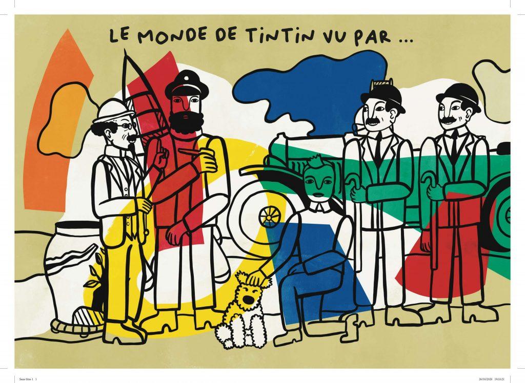 Deccache Hlne Tintin