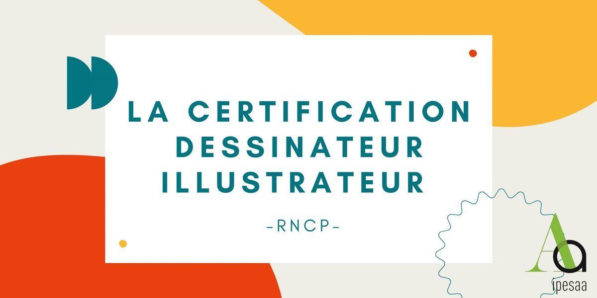 la certification dessinateur illustrateur 2